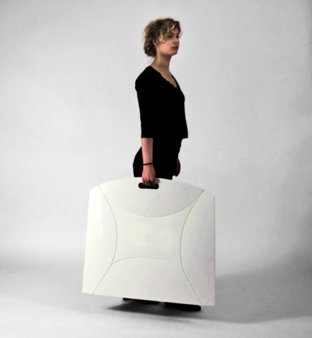 Chaise pliante Flux chair