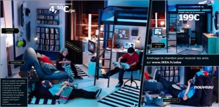 Chambre ado Ikea 2010