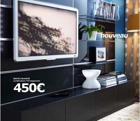 Meuble Tv Besta Ikea 2010