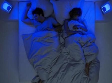 Night cove bleu, aide pour mieux dormir
