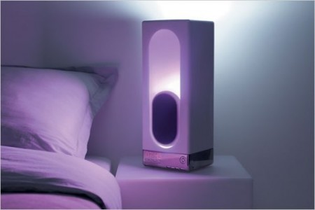 Radio-réveil spécial anti-insomnie Night Cove