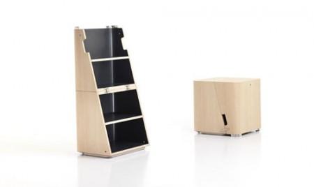 Cube modulable Scalo Cerruti Baleri