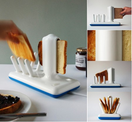Ceramic toaster