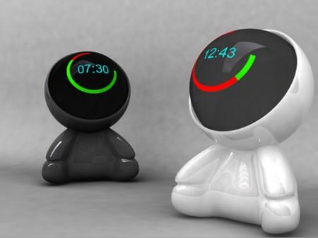 Doop clock, design by Tan Weihao Rios
