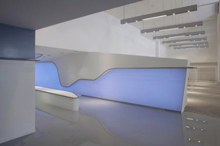 Bureaux design Fornari Milano
