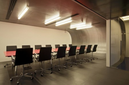 Salle de réunion Redbull