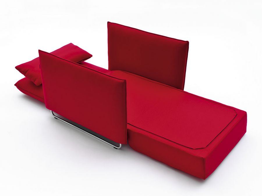 Fauteuil convertible en lit cord - Fauteuil convertible en lit ...
