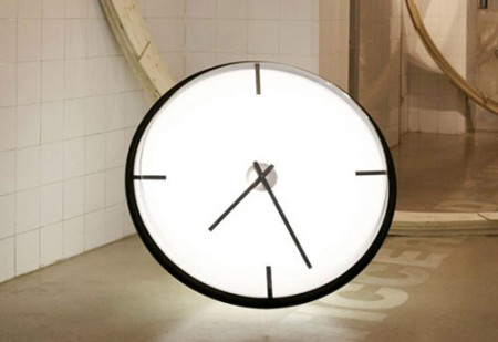 Horlorge Oclock par Anthony Duffeleer