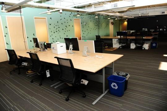 Bureaux Twitter office
