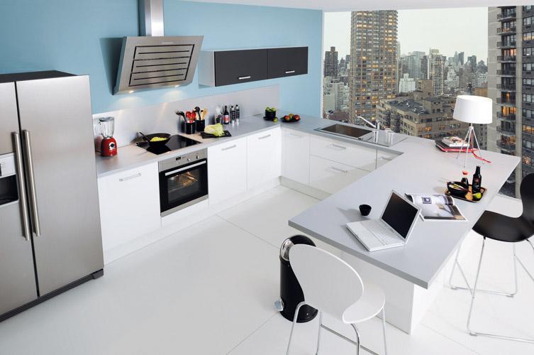 Cuisine design moins de 1000 euros for Cuisine fonctionnelle et ergonomique