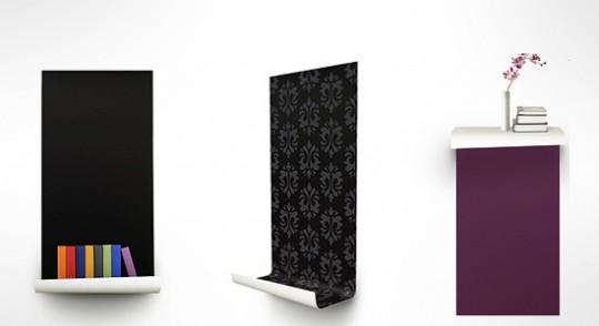Etagère papier-peint Wallpaper