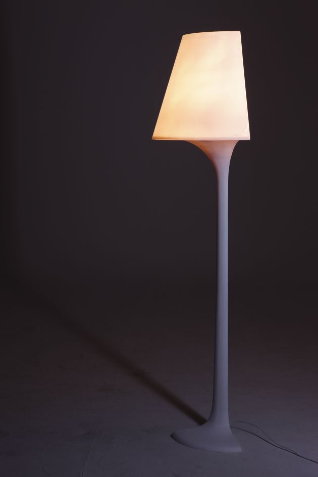 lampadaire d'angle