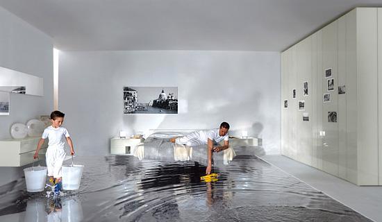lit suspendu lago. Black Bedroom Furniture Sets. Home Design Ideas