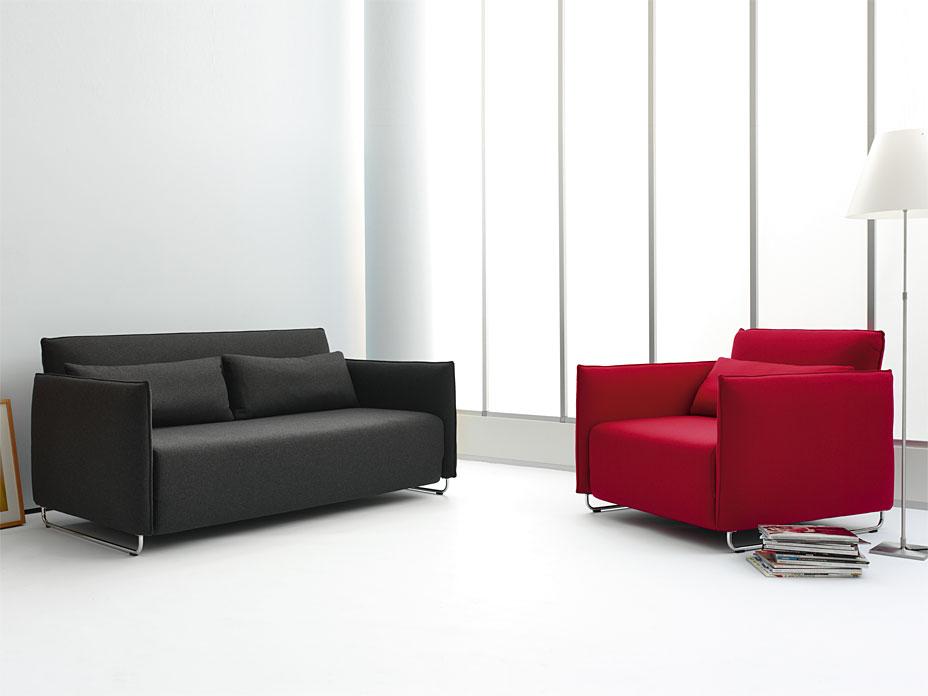 Canap lit design cord - Fauteuil qui fait lit ...