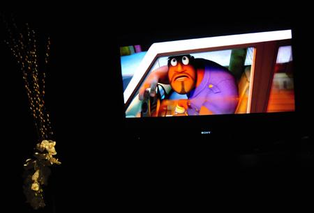 Téléviseur 3D Sony 2010