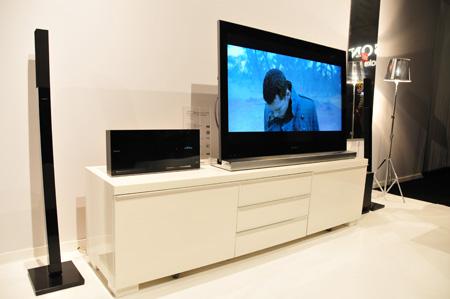 Téléviseur Sony KDL NX800