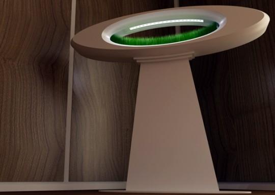 Luminaire Grasslamp par Marko Vuckovic