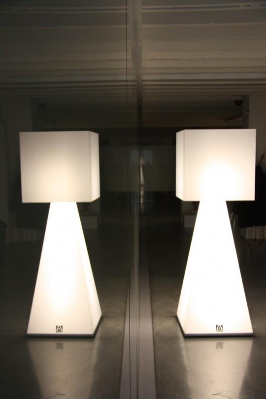 Lampadaire Arthiessimo par Arthies design