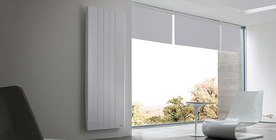 radiateur vertical design needo. Black Bedroom Furniture Sets. Home Design Ideas
