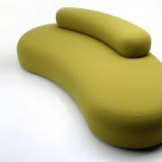 Sofa Living Divani vert pomme