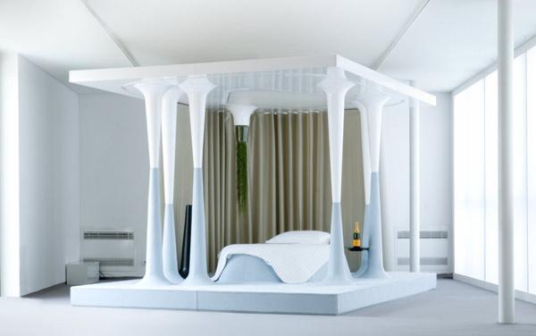 Once upon a dream la chambre id ale par mathieu lehanneur for Causeuse dormeur ikea
