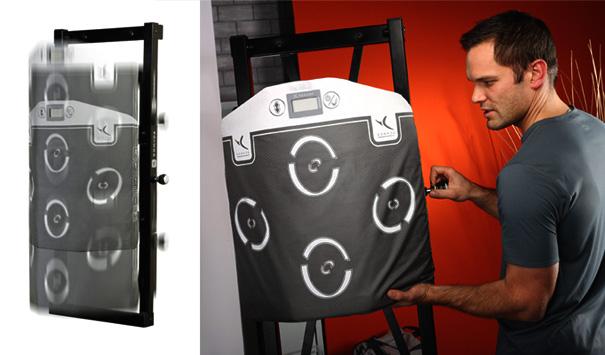 sac de boxe interactiv boxing par damien urvoy. Black Bedroom Furniture Sets. Home Design Ideas