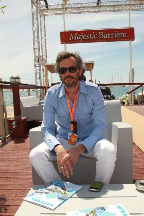 Greg Ferrante, rédacteur en chef Artravel