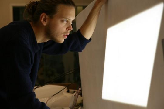 Photo du designer suédois Daniel Rybakken