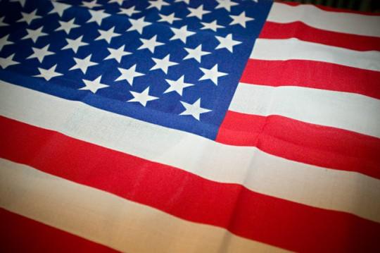Drapeau des Etats-Unis d'Amérique (USA)