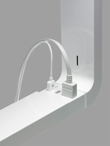 Lampe de bureau HUB USB
