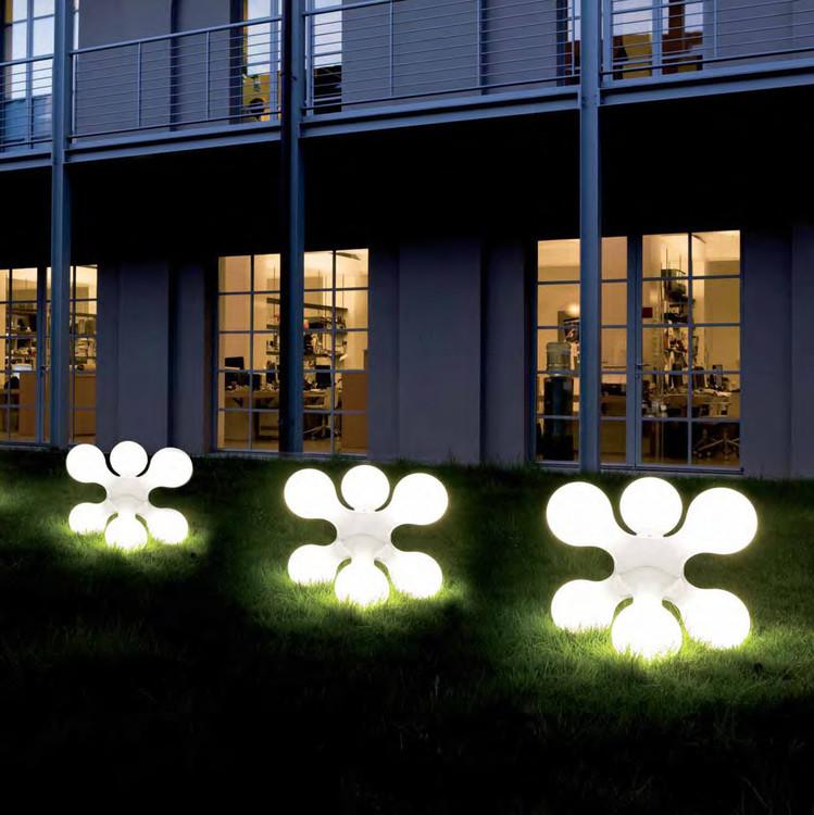 Amazing Luminaire D Exterieur Design #1: Stunning Eclairage Jardin ...