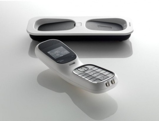 Téléphone design Telefunken Colombo