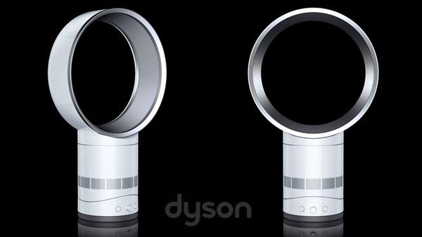 dyson air multiplier blanc. Black Bedroom Furniture Sets. Home Design Ideas