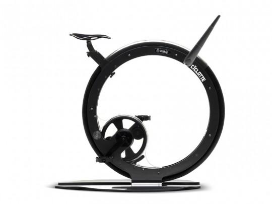 Vélo rond Ciclotte