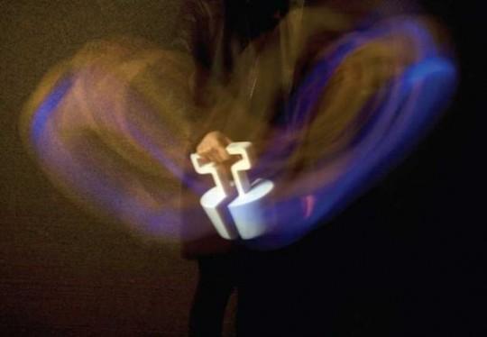 Lampe de table mobile Catcher lamp
