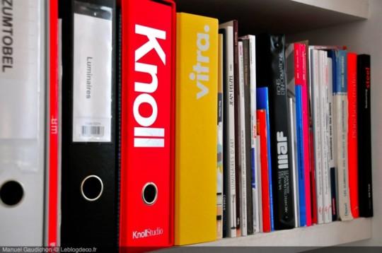Livres architecture intérieur