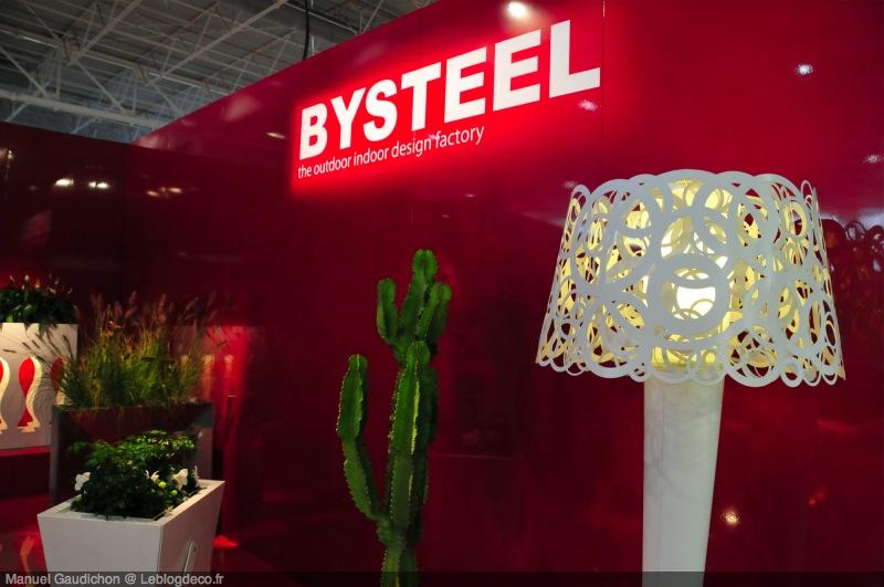 Bysteel @ Maison et Objet septembre 2010