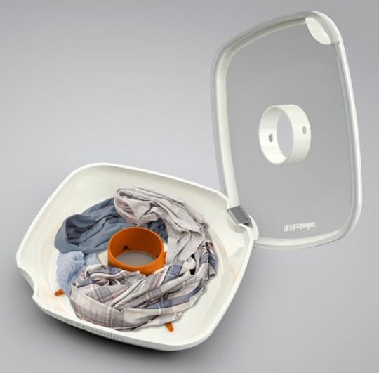 Dismount washer