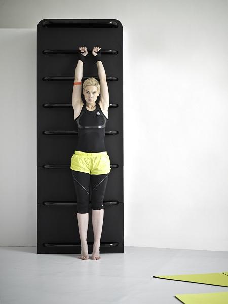 Home fitness par Lucie Koldova