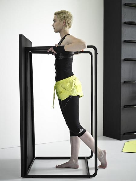 Home fitness sport à la maison