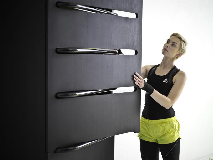 Fitness equipment tulsa folding elliptical cross trainer