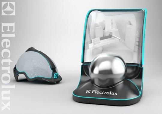 Kitchen hideaway Electrolux