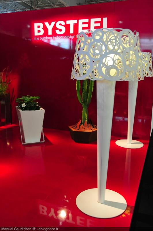 Lampe Idaa Bysteel