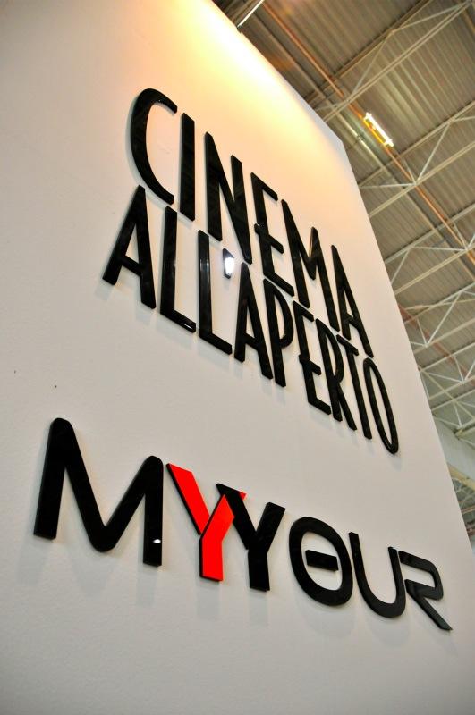 Logo Myyour sur le stand Maison et Objet