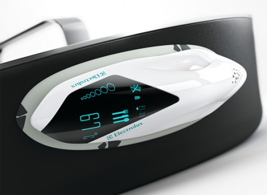Snail concept - Electrolux design lab 2010 winner