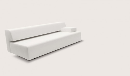 Canapé design blanc Cor Cosma