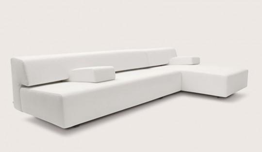 Canapé design épuré Cor Cosma