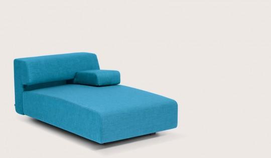 Canapé tendance bleu Cor Cosma