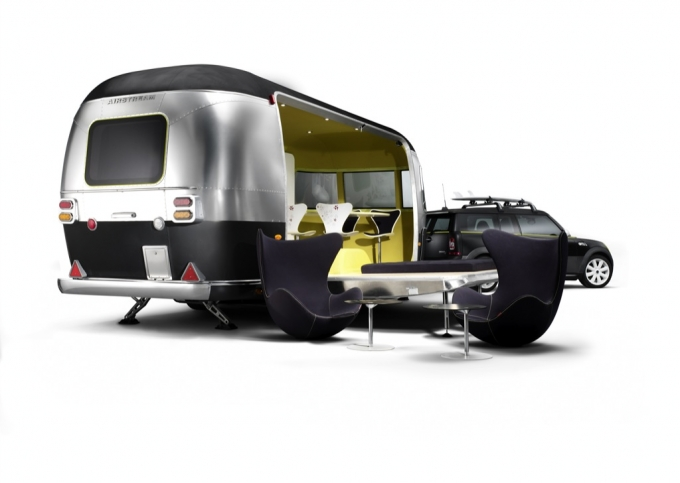 mini and airstream by republic of fritz hansen. Black Bedroom Furniture Sets. Home Design Ideas