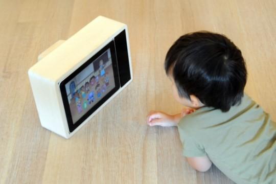 iPad TV pour enfant